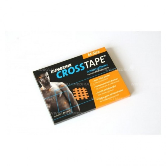 CROSS-TAPE TAILLE M